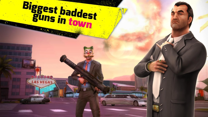 Download Gangstar Vegas APK Free for Android