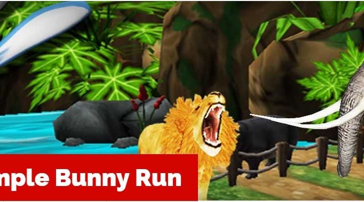 Download Temple Bunny Run APK Free for Android