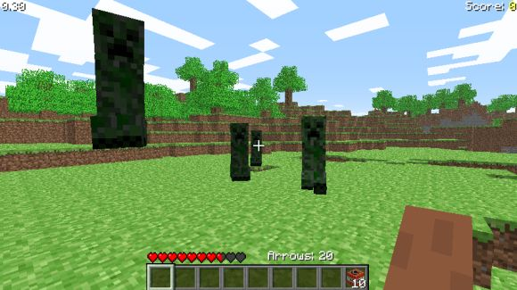 Play Minecraft Game Online for Free Windows 10/8.1/7
