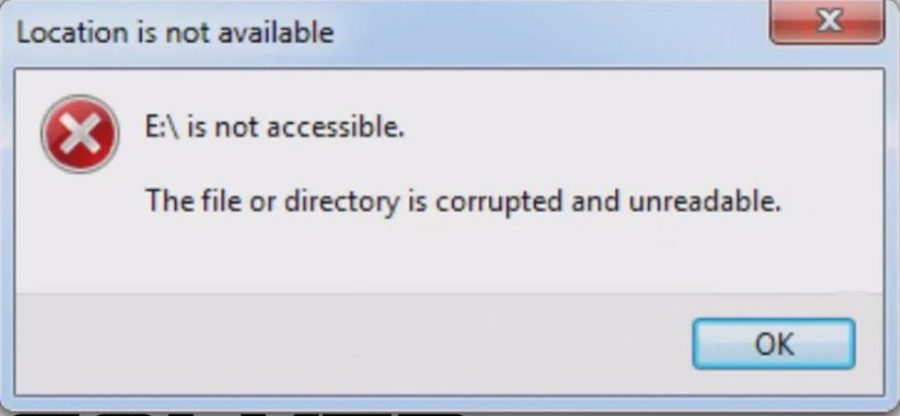 How to Open Corrupted Pen Drive