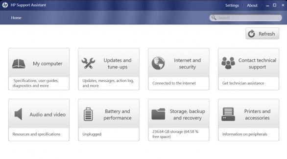 Download HP Support Assistant Offline Installer For Windows