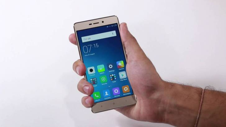 Redmi 3S Prime Launched – Review the Budget Phone