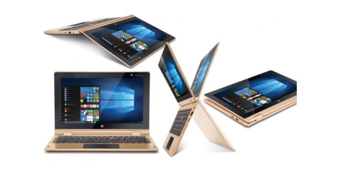 iBall CompBook i360 Hybrid Laptop