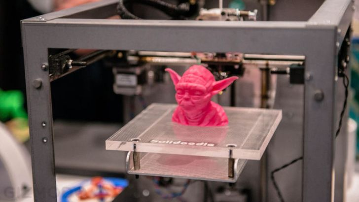 Future of 3-D Printing