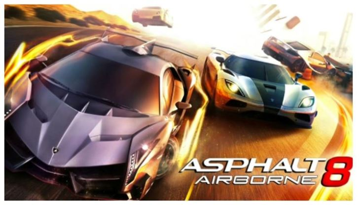 Best Free Mobile Games Without WiFi - Asphalt 8