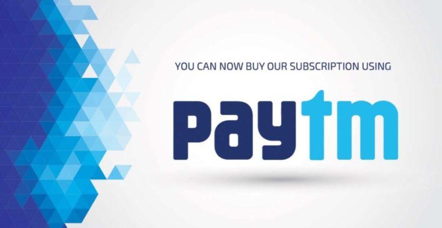 Paytm Internship 2018