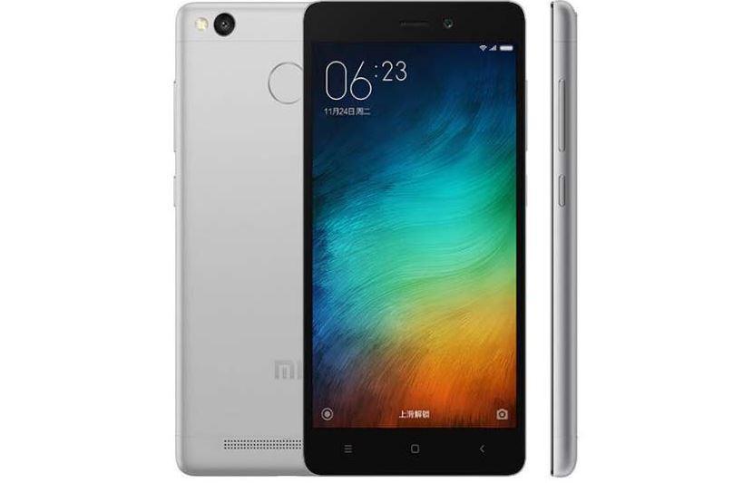 Best 4G Phones under 10000 - Redmi 3S Prime