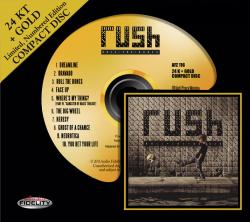 Roll the Bones Gold CD
