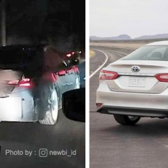All New Toyota Camry 2019 Indonesia Agya 1.2 Trd A/t India Spec Variant Spied Honda Accord Skoda In Terms Of Dimensions The Will Measure 4 885mm Length 1 840mm Width And 455mm Height It Sit On A 2 825mm Long Wheelbase
