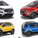 2021 Ford Ecosport Active Colours Interiors Leaks Ahead Of Global Debut