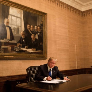 Trump Can Build the Wall Without Congress