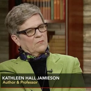 Kathleen Hall Jamieson Proves This Show Can Be Understood by Liberals