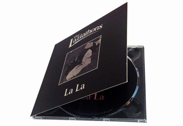 CD Digipack Printing UK | 4 Panel CD Digipak with printed disc | Rush Media Print