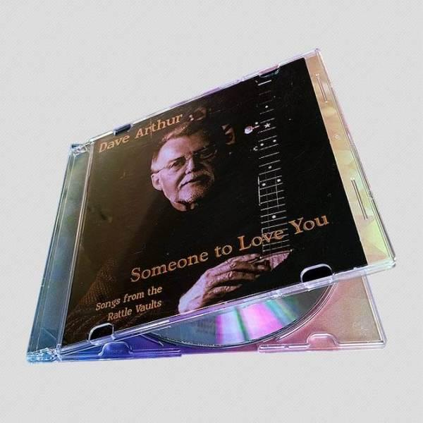 Printed CDs ins Slim CD Jewel Case