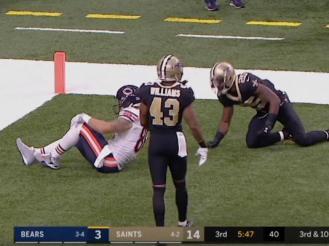 zach miller knee injury