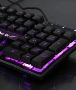 Rush RK112 Oyuncu klavye resmi