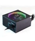 Rush RPS6510 STAMINA RGB 80+ 650W 14cm Fan Güç Kaynağı resmi