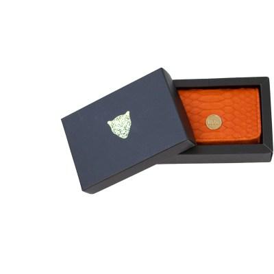 mini wallet orange boxed scaled