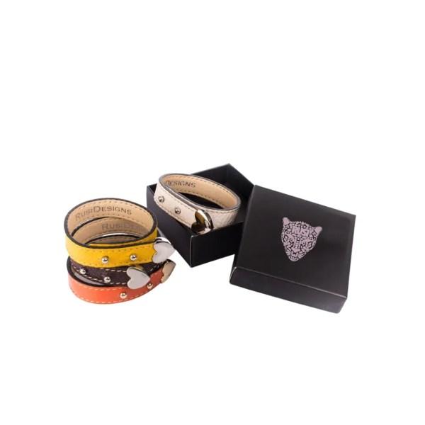 heart bracelets box
