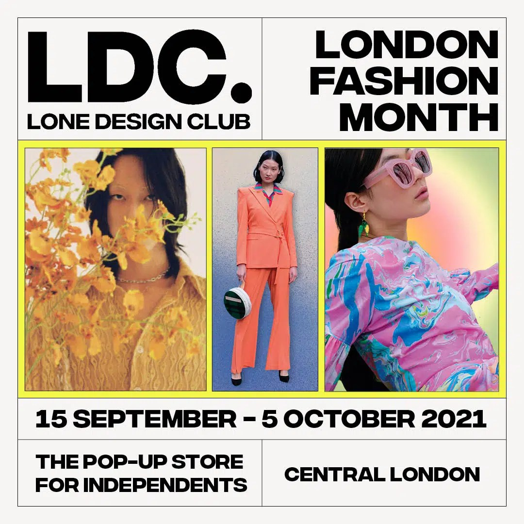 LDC Pop Up with RusiDesigns Covent Garden