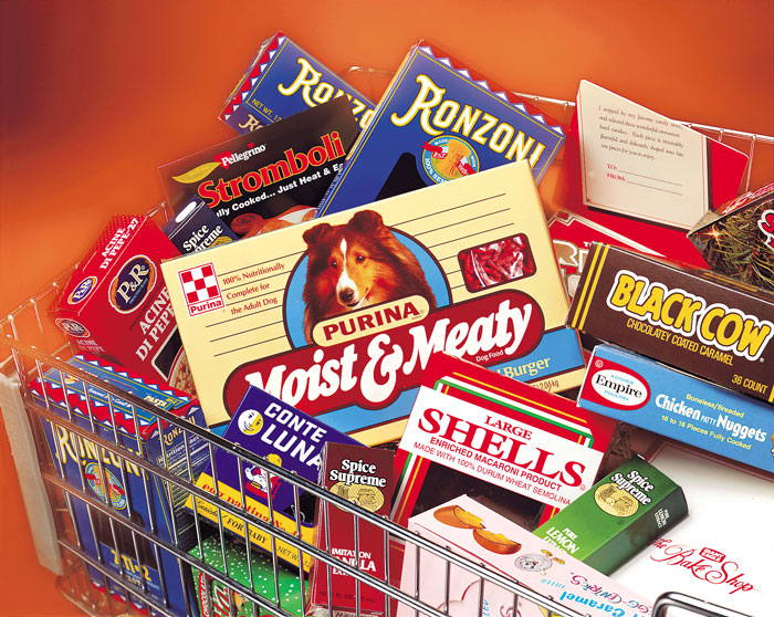 Consumer & Product Packaging