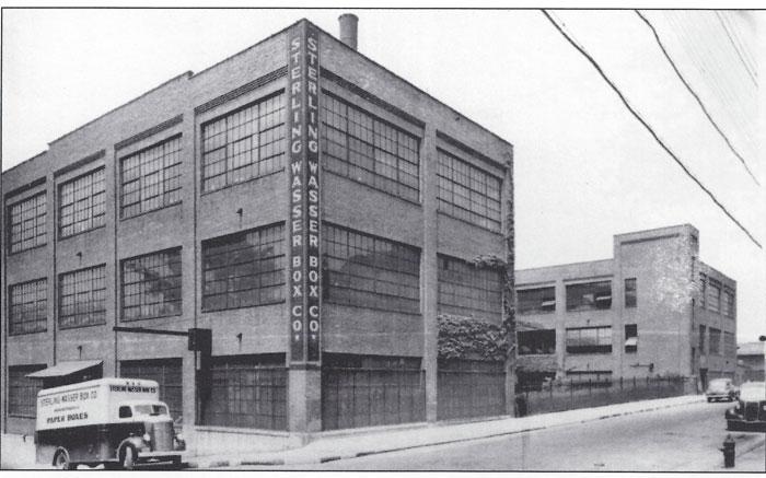 Sterling Wasser Box Co.