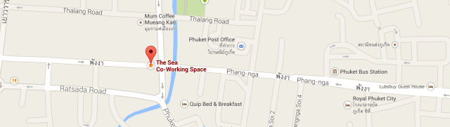 The SEA Co-Working Space