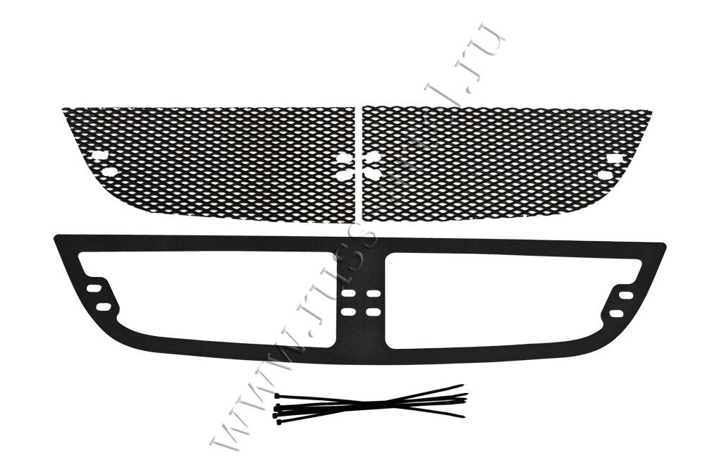 Защитная сетка решетки переднего бампера для Nissan Almera
