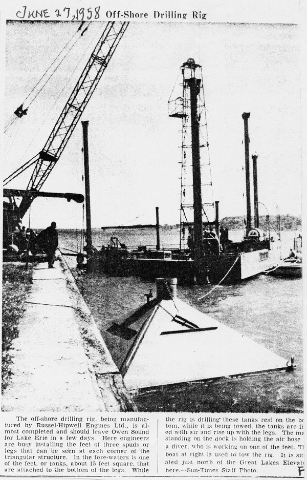 RUSSEL BROTHERS Ltd. Steelcraft winch boat and warping tug
