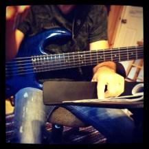Doug Sturgill bass player extraordinaire!