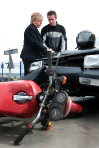 Orange Motorcycle Accident Attorney