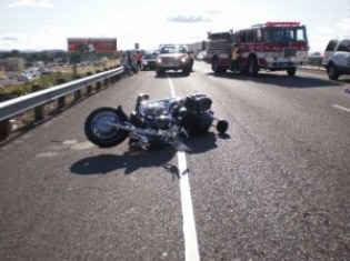 Orange County Motorcycle Accident