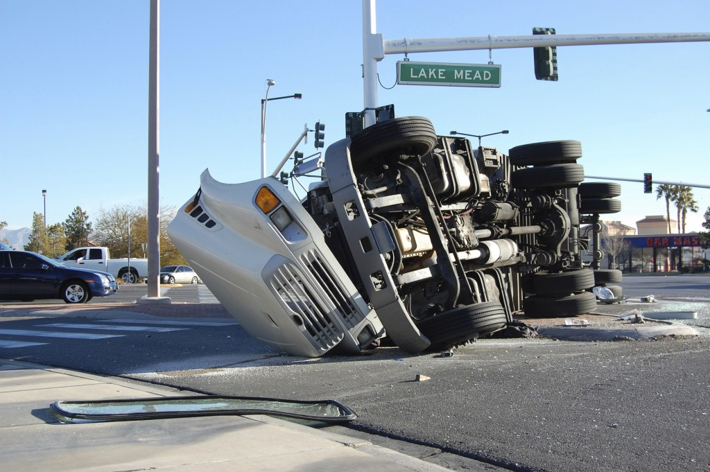 Orange county truck accident