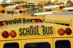 school-Riverside Auto Accident Attorney - School Bus