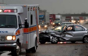 ambulance car accident Riverside Personal Injury Lawyer