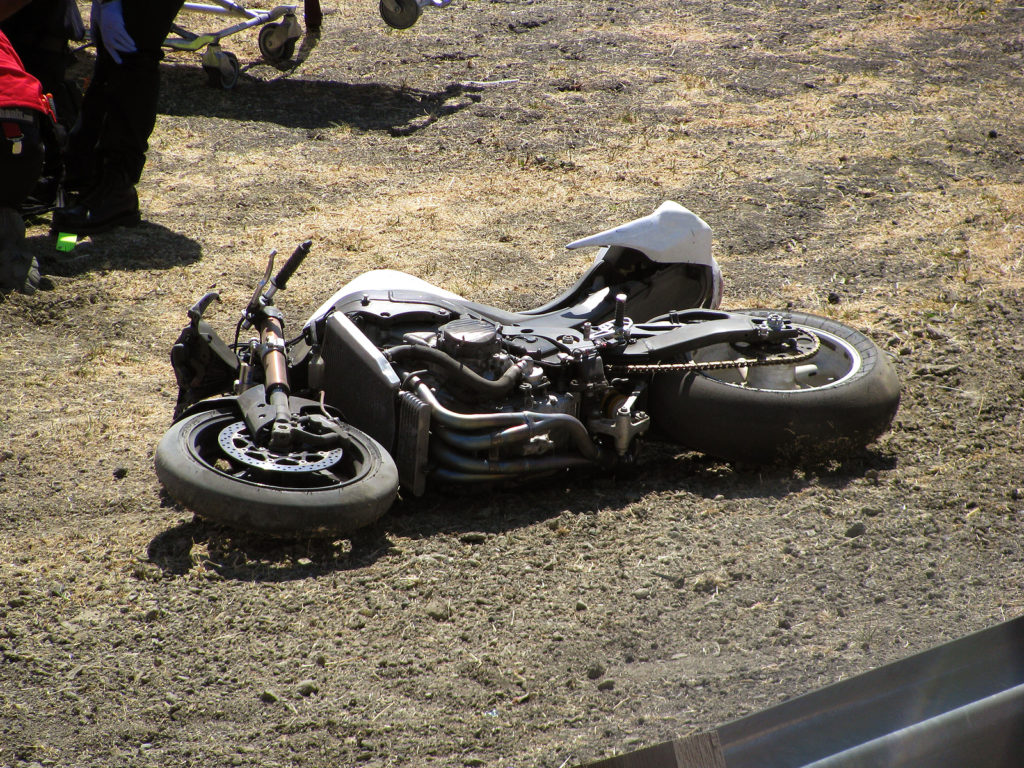 California motorcycle accident attorney