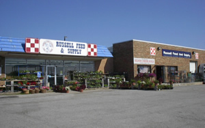 Russell Feed & Supply Benbrook