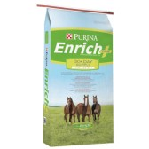 Green Grass For Horses - Purina Enrich available at Russell Feed & Supply