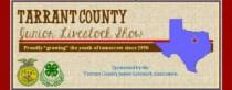 Tarrant County Junior Livestock Show Walden Farm and Ranch Supply