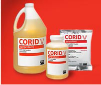 CORIDproducts Coccidiosis