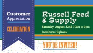 Russell_CustomerAppreciation Post Graphic