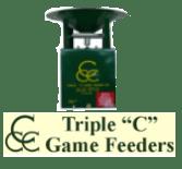 Triple C Game Feeders
