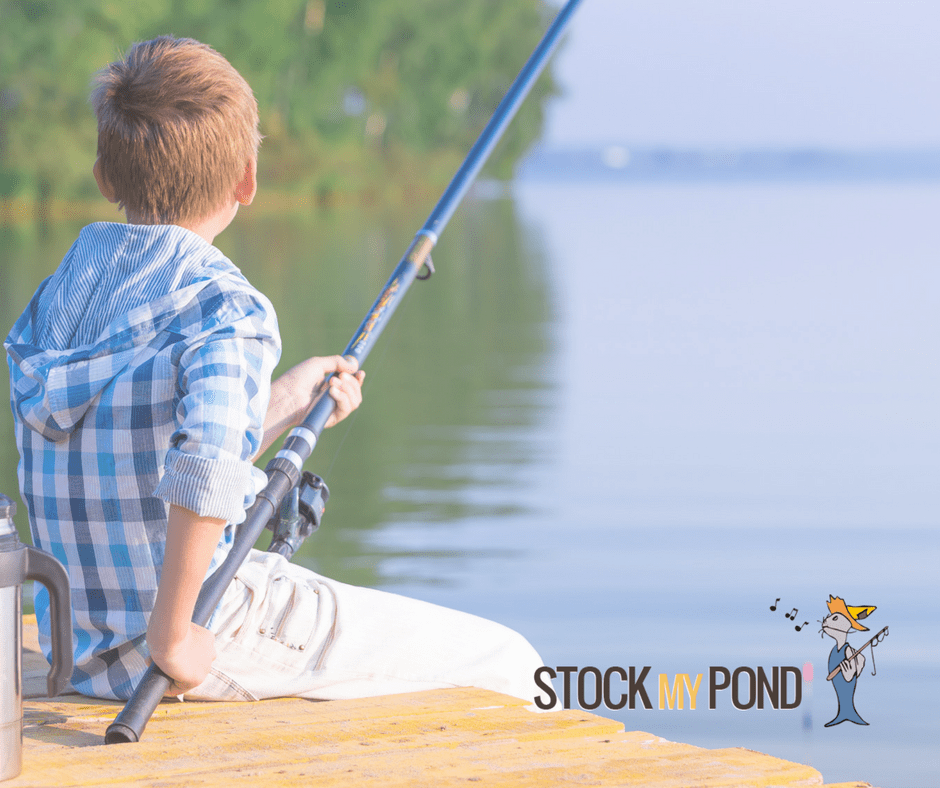 Stock My Pond Fish Truck Delivery :: Russell Feed & Supply
