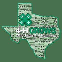 2016 Texas 4-H Roundup