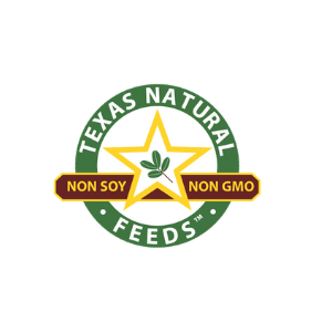Texas Natural Feeds Logo | Texas Natural Feeds are available at Russell Feed & Supply