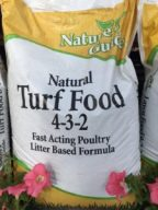 Natural Turf Food