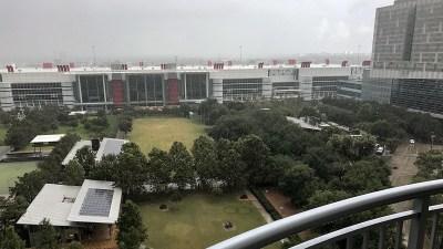 Rain at GRB