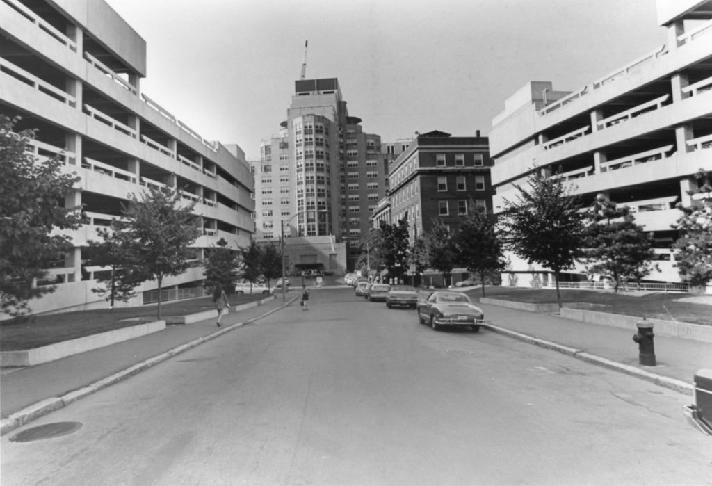 White Building after 1972