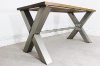 Vintage Industrial Office Desks Bespoke UK | Russell Oak ...