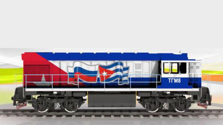 cuba-russia-train